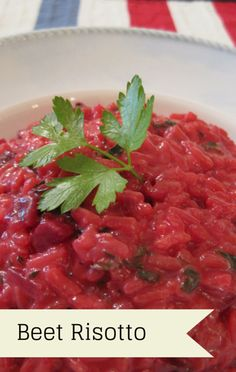 Irish chef Donal Skehan visited the Today Food kitchen with a recipe for Beet Risotto. Find out how to turn this vegetable into a favorite rice dish. Beet Recipes, Best Vegetarian Recipes, Risotto Recipes, Rice Dishes, Kitchen Recipes, Beets, Irish, Elegant, Cooking