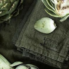 Really lovely this  #linen by #lovelylinen. Team #petitpont_home loves natural materials and colors.