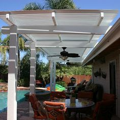 Genial Solar Patio Cover