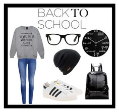 """Back To School #2"" by maryheiddal on Polyvore"