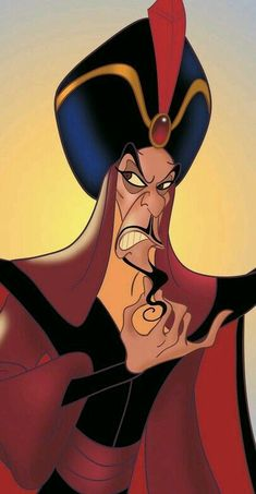 *JAFAR ~ ALADDIN ~ This new Digital HD Aladdin release on Disney Movies Anywhere is a whole new world. And don't forget it's coming out on Blu-Ray too! Aladin Disney, Evil Disney, Disney Magic, Disney Art, Disney Films, Disney Villains, Disney Pixar, Disney Characters, Images Disney