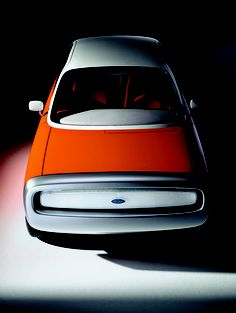 The Ford 021C, from Taschen's massive Marc Newson book, available in an art edition.