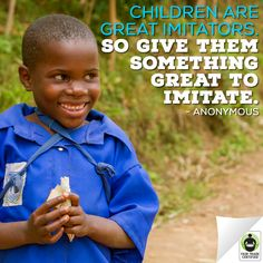 Because children are the future. http://fairtrd.us/FTEducation #FairTrade #empowerment #education