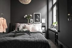 Stylish home with a dramatic touch