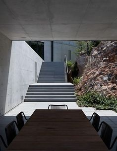 Tadao Ando Showcases Japanese Architecture in NYC Residential Complex Modern Japanese Architecture, Space Architecture, Amazing Architecture, Tadao Ando, Residential Complex, Interesting Buildings, Commercial Architecture, Architect Design, Osaka