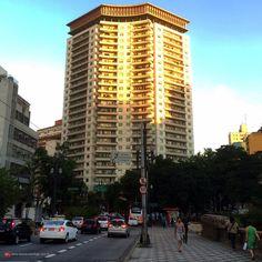 Edificio Viadutos (Sao Paulo, Brazi)