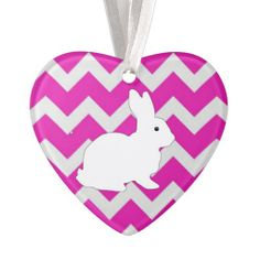 Hot Pink Zig Zag Chevron With White Bunny We have the best promotion for you and if you are interested in the related item or need more information reviews from the x customer who are own of them before please follow the link to see fully reviewsDiscount DealsReview from Associated Stor...
