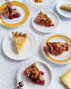 "See the ""Assorted Pies"" in our Cake Alternatives gallery"
