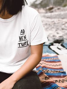 ADVENTURE Graphic T-Shirt – The Level Collective