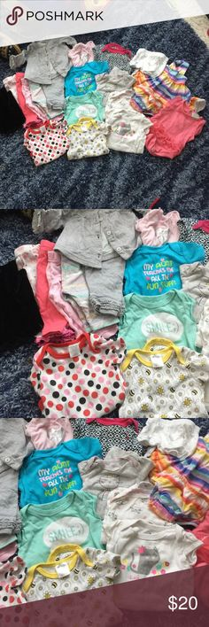 0-3 months bundle no stains No stains barley used Other
