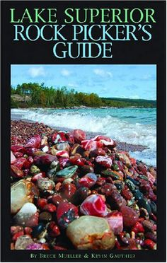 See our first hand guide to the best rock and agate hunting on Michigan Central and Eastern Upper Peninsula beaches around Lake Superior plus links to tips and resources on beach rock identification, agate collecting, and agate and rock tumbling. Michigan Travel, Lake Michigan, Wisconsin, Two Harbors Minnesota, Places To Travel, Places To See, Travel Destinations, North Shore Beaches, Rock Identification
