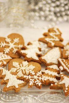 Illatos karácsonyi keksz