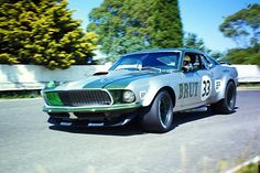 10 of the best from Autopics: Allan Moffat - Motorsport Retro 1970 Ford Mustang, Mustang Boss, Mustang Fastback, Road Race Car, Race Cars, Vintage Racing, Vintage Cars, Vintage Mustang, Ford Lincoln Mercury