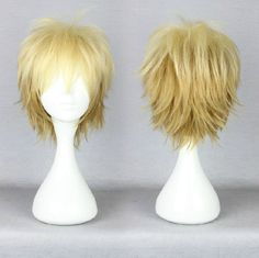 Wig Detail Noragami Yukine Wig Includes: Wig, Hair Net Length - 30CM Important Information: Fitting - Maximum circumference of 55-60CM Material - Heat Resistant Fiber Style - Comes pre-style as shown