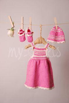 handknit loveliness