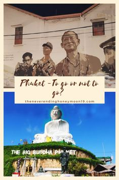 Phuket - To go or not to go, you decide lol - The Neverending Honeymoon Will You Go, To Go, Ping Pong Show, Bus Terminal, Some People Say, Bus Station, Running Late, Krabi, Beach Town