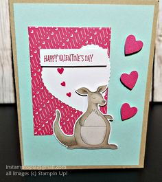 Paper Pumpkin January 2019 Alternative Join in the fun! Valentine Day Cards, Be My Valentine, Fun Crafts, Paper Crafts, Pumpkin Ideas, Paper Pumpkin, Wedding Cards, Embellishments, Stampin Up