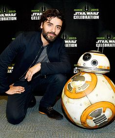Oscar Isaac attends Star Wars Celebration 2015 on April 16, 2015 in Anaheim, California.