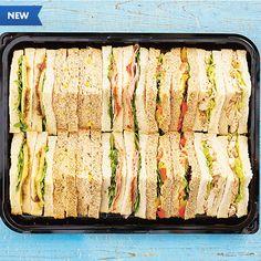 Create Your Own Sandwich Platter