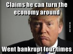 Really? Trump?