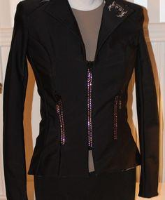 Deserata swarovski jacket  www.iconadeironchi.com