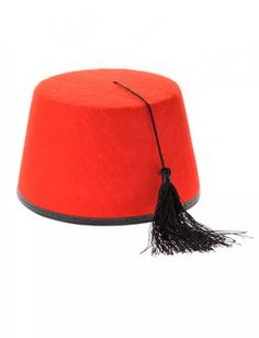 I wear Fez now! Fezes are cool!