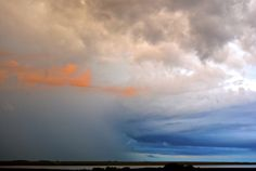 Saskatchewan is the land of the living skies. Lake Definbaker during a storm. It never gets old.
