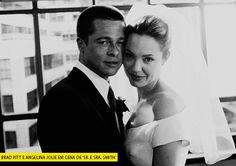 Juntos há nove anos, noivos há dois, e finalmente ontem acordamos com a notícia de que Brad Pitt e Angelina Jolie oficializaram a união! O casamento (já confirmado pelo porta-voz da dupla) aconteceu no último sábado, dia 23.08, na capela do Chateau Miraval, na região da Provence, na França. Tudo foi muuuito discreto mesmo (apenas …