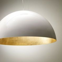 Opaque 1 or 2 colors Suspended steel cable Cool Lighting, Lighting Design, Pendant Lamp, Pendant Lighting, Modern White Living Room, Acrylic Chair, Interior Lighting, Desk Lamp, Interior And Exterior