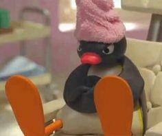 Read Memes Pingu from the story Memes para Qualquer Momento na Internet by parkjglory (lala) with reads. Cute Memes, Dankest Memes, Funny Memes, Hilarious, Cartoon Memes, Cartoons, Pingu Memes, Phineas Et Ferb, Taurus Memes
