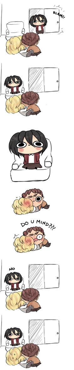do u mind by Magicpills.deviantart.com on @deviantART I don't ship them but this was just funny
