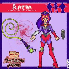 my redesign for a very beloved toy/cartoon line i hold near to my heart. my Katra concept She Ra Princess Of Power, Great Power, Concept, Deviantart, Cartoon, Comics, Pop, Popular, Pop Music