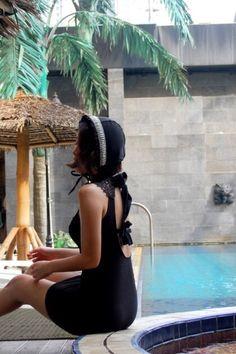 #swimming caps #dudu #swim cap #flower cap