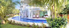 Swim up Suites at Adults-Only El Dorado Maroma #allinclusive resort in  Mayan Riviera, Mexico