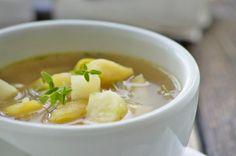 Basischer Kartoffel-Eintopf
