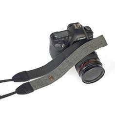 Nikon Pentax Olympus Sony cameras CowboyStudio Soft Multi-Color Neck Strap for Canon Fuji Panasonic