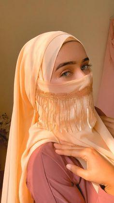 Hijab Turban Style, Mode Turban, Hijab Style Dress, Hijab Outfit, Mode Niqab, Mode Abaya, Pashmina Hijab Tutorial, Hijab Style Tutorial, Niqab Style