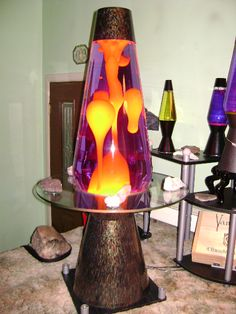 What Is In A Lava Lamp Endearing Psychedelic Edm Lava Lamp Groovy Disco Monstercat  My Retro Room