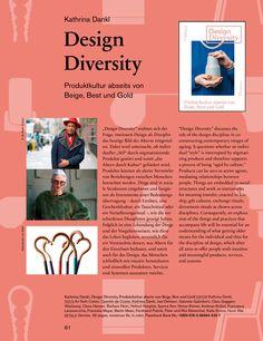 Design Diversity Katharina Dankl