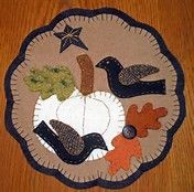 Image result for Free Printable Penny Rug Patterns