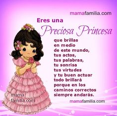 palabras hija bendiciones Happy Birthday Celebration, Happy Birthday Wishes, My Children Quotes, Birthday Quotes For Daughter, I Love My Daughter, Free To Use Images, Get Well Cards, Niece And Nephew, Godly Woman
