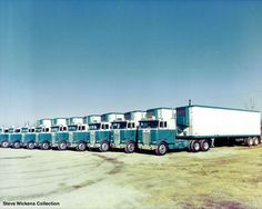 Steve Wickens Truck Collection