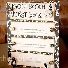 "photo booth- appropriate from your first ""Date"""