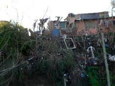 San Pedro: Se derrumbó una vivienda
