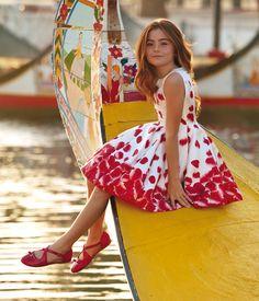 664e7175a347 18 mejores imágenes de coleccion mayoral verano 2019 | Moda infantil ...