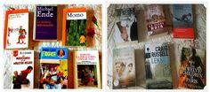Mis 13 años de antes y de ahora. Los libros que leí y leo. - http://www.actualidadliteratura.com/libros-13-anos-antes-ahora/