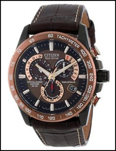 CITIZEN AT4006-06X ECO-DRIVE MEN'S WATCH