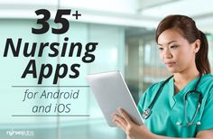 We nurses have tremendous dedication in giving the best possible care to our patients. To achieve that, nursing care go hand in hand with technology. With a mobile app that provide us, let's say, quick reference to a drug or disease, providing safe and efficient care is achieved all the time. These 35+ nursing apps are invaluable throughout our career, whether as a student or a professional nurse.