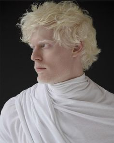 The hair is perfect for Dren. If his face was a little more rounded and without the facial hair it'd be more Dren-like.