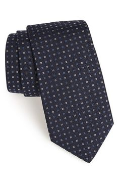Men's Gitman Geometric Silk Tie